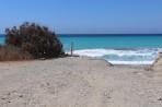 Pláž Kouloura - ostrov Rhodos foto 6