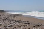 Pláž Kouloura - ostrov Rhodos foto 10