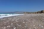 Pláž Kouloura - ostrov Rhodos foto 11