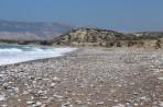 Pláž Kouloura - ostrov Rhodos foto 12