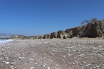 Pláž Kouloura - ostrov Rhodos foto 13