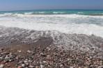 Pláž Kouloura - ostrov Rhodos foto 15