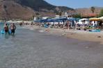 Pláž Kolymbia - ostrov Rhodos foto 19