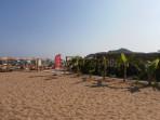 Pláž Tsambika - ostrov Rhodos foto 1