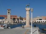 Město Rhodos - ostrov Rhodos foto 27