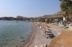 Pláž Stegna - ostrov Rhodos foto 1