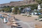 Pláž Stegna - ostrov Rhodos foto 2