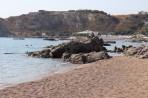 Pláž Stegna - ostrov Rhodos foto 9