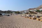 Pláž Stegna - ostrov Rhodos foto 10