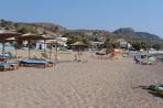 Pláž Stegna - ostrov Rhodos foto 11