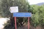 Pláž Kopria - ostrov Rhodos foto 1