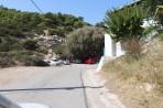 Pláž Kopria - ostrov Rhodos foto 2