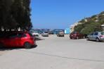 Pláž Kopria - ostrov Rhodos foto 5