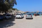 Pláž Kopria - ostrov Rhodos foto 6