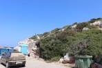 Pláž Kopria - ostrov Rhodos foto 7