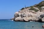Pláž Kopria - ostrov Rhodos foto 13