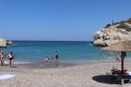 Pláž Kopria - ostrov Rhodos foto 15
