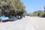 Pláž Kremasti - ostrov Rhodos foto 2