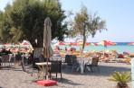 Pláž Kremasti - ostrov Rhodos foto 5