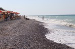 Pláž Kremasti - ostrov Rhodos foto 9