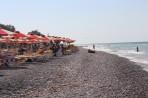 Pláž Kremasti - ostrov Rhodos foto 14