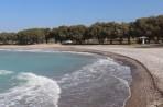 Pláž Kremasti - ostrov Rhodos foto 18