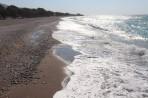 Pláž Kremasti - ostrov Rhodos foto 20