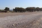 Pláž Kremasti - ostrov Rhodos foto 21