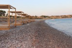Pláž Lachania - ostrov Rhodos foto 15