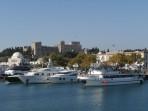 Město Rhodos - ostrov Rhodos foto 38