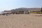 Pláž Lothiarika - ostrov Rhodos foto 2