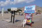 Pláž Lothiarika - ostrov Rhodos foto 7