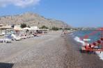 Pláž Lothiarika - ostrov Rhodos foto 8
