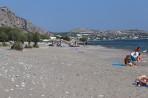 Pláž Lothiarika - ostrov Rhodos foto 16