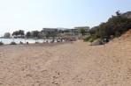 Pláž Makris Tichos - ostrov Rhodos foto 1