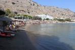 Pláž Makris Tichos - ostrov Rhodos foto 10