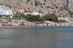 Pláž Makris Tichos - ostrov Rhodos foto 11