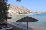 Pláž Makris Tichos - ostrov Rhodos foto 14