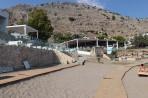 Pláž Makris Tichos - ostrov Rhodos foto 17