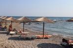 Pláž Makris Tichos - ostrov Rhodos foto 19