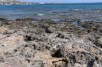 Pláž Makris Tichos - ostrov Rhodos foto 20