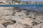 Pláž Makris Tichos - ostrov Rhodos foto 21