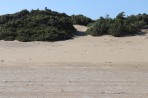 Pláž Mavros Kavos - ostrov Rhodos foto 10