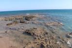 Pláž Mavros Kavos - ostrov Rhodos foto 14