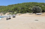Pláž Paleochora - ostrov Rhodos foto 2