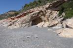Pláž Paleochora - ostrov Rhodos foto 16