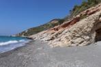 Pláž Paleochora - ostrov Rhodos foto 18