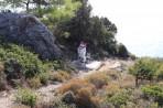 Pláž Paleochora - ostrov Rhodos foto 22