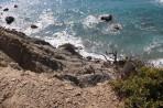 Pláž Paleochora - ostrov Rhodos foto 24