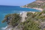 Pláž Paleochora - ostrov Rhodos foto 26